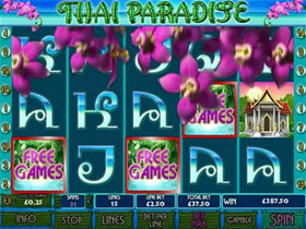 Thai Paradise Screenshot