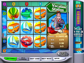 Vacation Station Screenshot